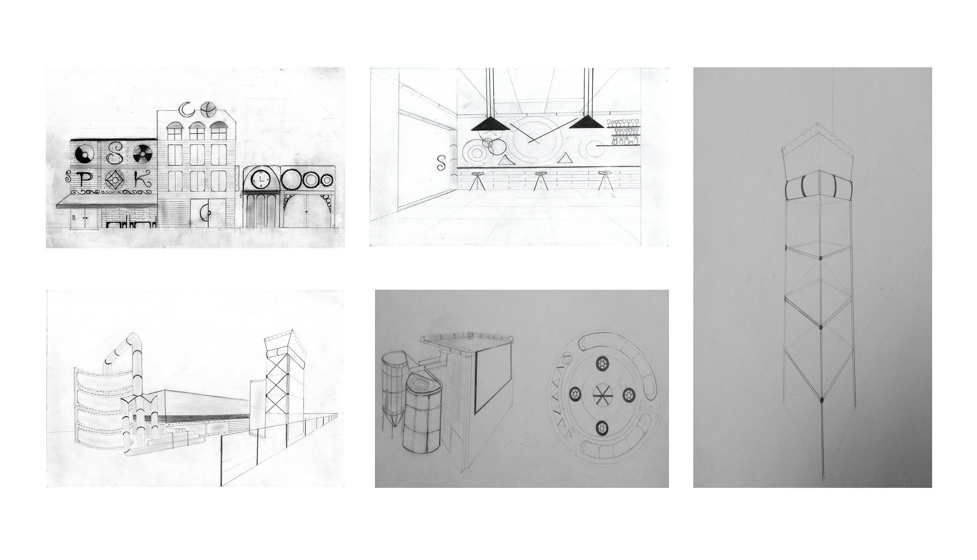 steamland univers de d cors personnage m chant. Black Bedroom Furniture Sets. Home Design Ideas